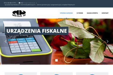 MEGA W - Partner Handlowy TORELL. Kasy fiskalne, komputery, serwis - Naprawy Tv Świebodzin