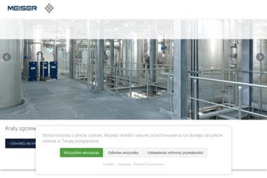 Meiser Polska Sp. z o.o. - Wykonanie Schodów Metalowych Rybnik
