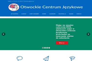 Menin School - szkoła języków obcych - Język Angielski Otwock