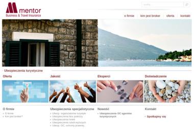 Mentor Business & Travel Insurance Sp. z o.o. - Ubezpieczenia na życie Toruń