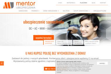 Mentor Ubezpieczenia Indywidualne sp. z o.o. - Ubezpieczenia na życie Toruń