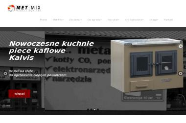 MET-MIX - Kotły Gazowe Dwufunkcyjne Środa Śląska