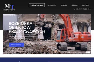 Metal Trans Teresa Piotr Maraj S.C. - Studnie Głębinowe Oława