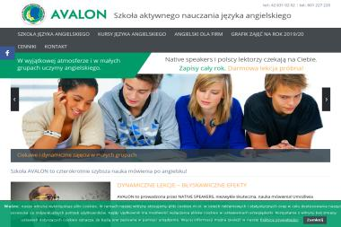 Avalon Szkoła Aktywnego Nauczania Języków Obcych - Nauczyciel Angielskiego Łódź