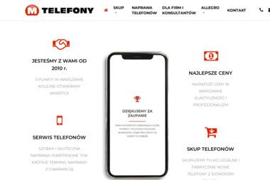 Metrotelefony. Telefony komórkowe, komis - Serwis RTV Warszawa