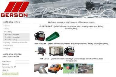 Mgerson Igłofiltry - Roboty ziemne Połchowo