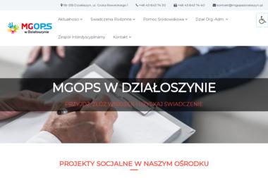 Miejsko Gminny Ośrodek Pomocy Społecznej w Działoszynie - Pomoc Domowa Działoszyn