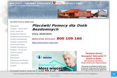 Miejsko Gminny Ośrodek Pomocy Społecznej - Pomoc domowa Nowogród Bobrzański