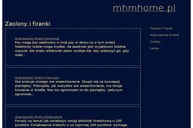 MHMhome.pl. Biuro nieruchomości - Sprzedaż Domów Kalisz