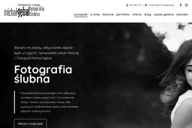 Michał Gębal Fotografia - Fotograf Krasnystaw