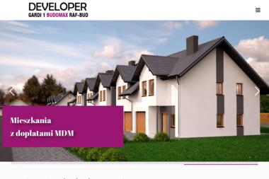 BUDOMAX - Agencja nieruchomości Chełmiec
