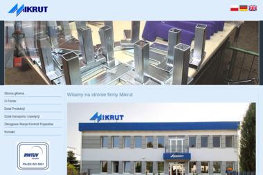 Wyroby z Metalu Eksport Import Mikrut Sylwester - Spawacze Gorlice
