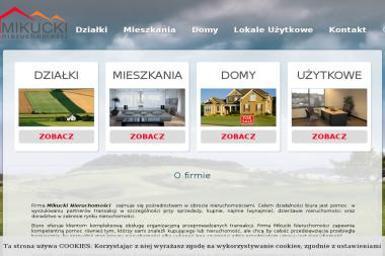 Mikucki Nieruchomości Krzysztof Mikucki - Agencja nieruchomości Mosty