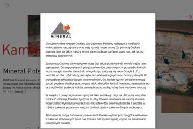 Mineral Polska Sp. z o.o. - Nagrobki Czarny Bór
