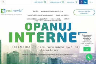 Pracownia Reklamy Michalczyk i Prokop - Identyfikacja wizualna Łódź