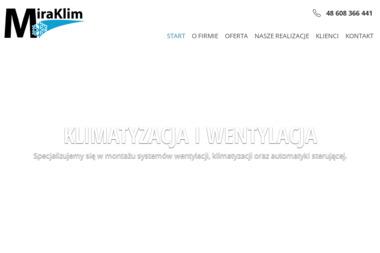 Mira-Klim. Mirosław Pietrzak - Klimatyzacja Legionowo