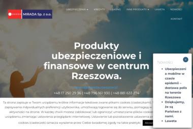 MIRADA Sp. z o.o. - Ubezpieczenia na życie Rzeszów