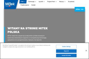 Mitek Industries Polska Sp. z o.o. - Hurtownia Budowlana Legnica