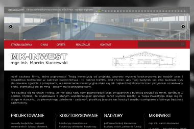 Mk Inwest mgr inż. Marcin Kuczewski - Roboty ziemne Ełk