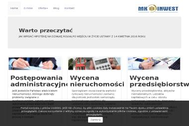 Mk Inwest Krzysztof Myszka - Agencja nieruchomości Siedlce