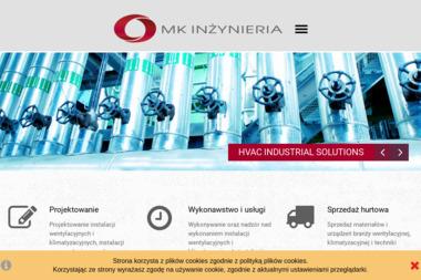 MK Inżynieria Sp. z o.o. - Klimatyzacja Czekanów