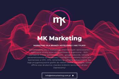 M&Kmarketing. Reklama i marketing Marzena Krawczyk - Ulotki Częstochowa