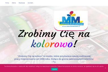 Fhu Mm Paweł Zelek - Agencja marketingowa Limanowa