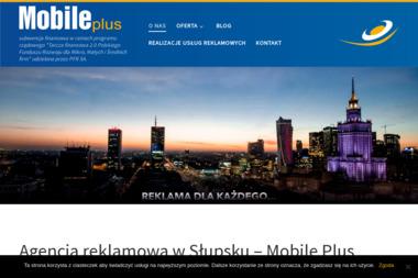 Krzysztof Markowski Mobile Plus - Pozyskiwanie Klientów Słupsk