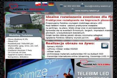 Mobilny-Telebim - Agencja marketingowa Stalowa Wola
