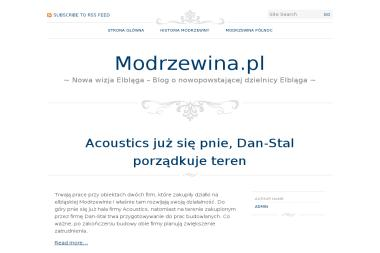 Modrzewina.pl - Tartak Elbląg