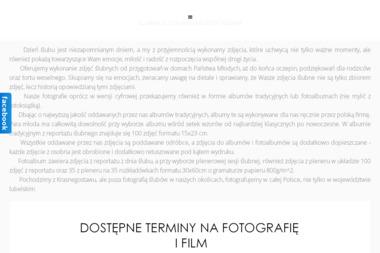 Usługi Fotograficzne Mój Kadr Bartłomiej Chudzik - Fotograf Krasnystaw