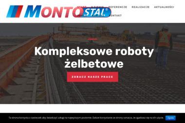 """""""Montostal"""" Dygas Michał - Zbrojarz Radom"""