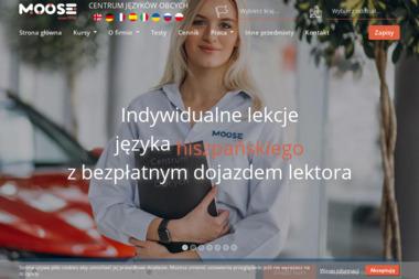 Centrum Języków Obcych Moose. Szkoła językowa, kursy językowe - Kurs włoskiego Konin
