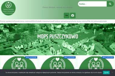 Miejski Ośrodek Pomocy Społecznej - Pomoc w Domu Puszczykowo