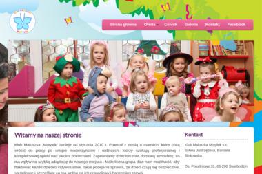 Klub Maluszka Motylek Katarzyna Jastrzębska - Pomoc Domowa Świebodzin