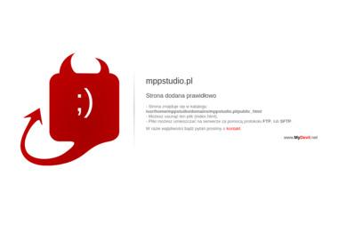 MPP-Studio. Agencja reklamowa, strony internetowe - Firma Reklamowa Rzeszów
