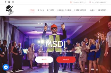 msDJ Agencja Muzyczna. DJ, wodzirej - Zespół muzyczny Koszalin