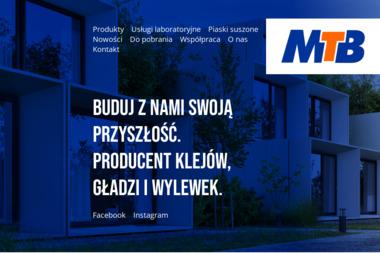 MTB Sp. z o.o. - Sprzedaż Materiałów Budowlanych Krępna