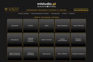 MTStudio - Ulotki Lublin