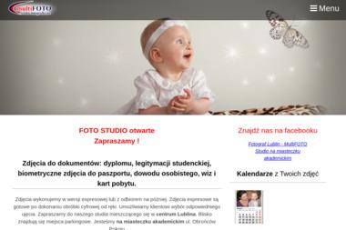 Multifoto. Fotograf, fotografia ślubna, zdjęcia do dokumentów - Kamerzysta Lublin