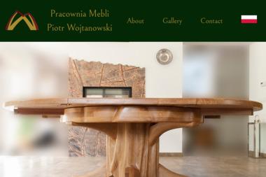 MW Pracownia Mebli-Piotr Wojtanowski. Pracownia mebli, meble drewniane - Meble na wymiar Smerek
