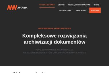 MW Archiwa - Niszczenie dokumentów Toruń