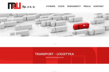 M w Michał Warszawski - Transport ciężarowy krajowy Zielona Góra