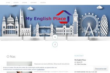My English Place - Nauka Języka Chorzów