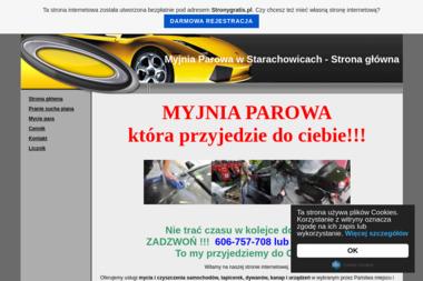 FHU Grafik Paweł Wiśniewski - Pranie Tapicerki Starachowice
