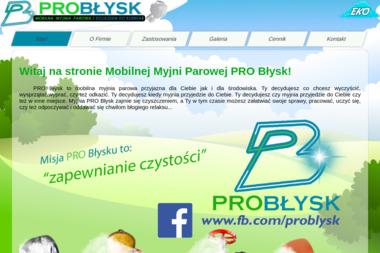 Pro Błysk Paweł Szewczyk - Pranie Tapicerki Samochodowej Radomsko