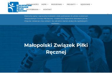 Małopolski Związek Piłki Ręcznej - Jazdy Doszkalające Kraków