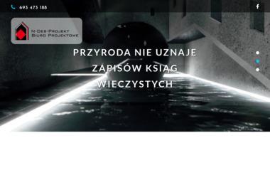 n-des-projekt biuro projektowe, projekty indywidualne, adaptacja typówek - Usługi Architektoniczne Chełmno