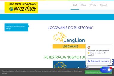 Mikołaj Naczyński Profesjonalne Szkolenie Językowe - Kurs niemieckiego Lubliniec