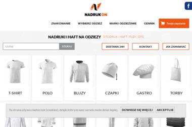 Nadruki na odzieży - EgoArt. Koszulki, bluzy, dresy - Agencja marketingowa Świdnik